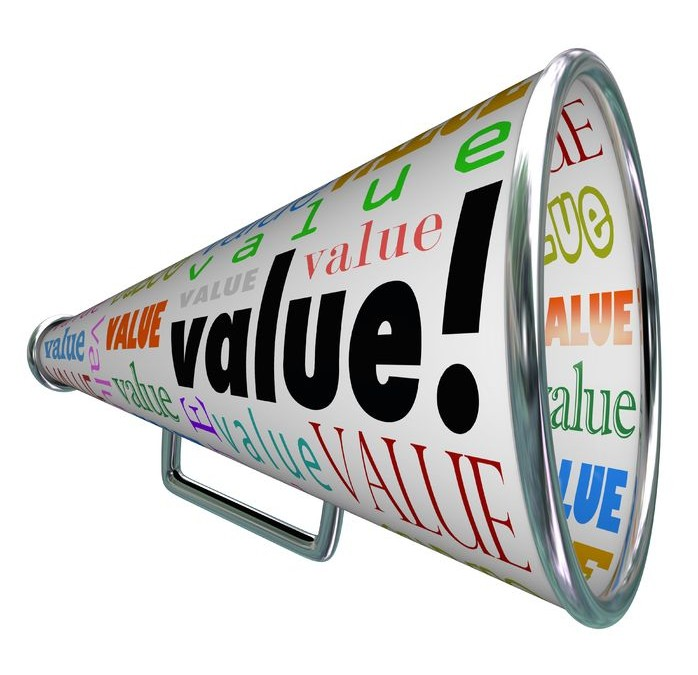 Value = Benefits – Costs