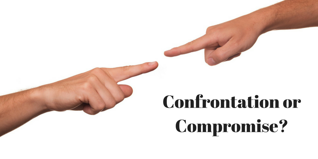The Art of Negotiation – Confrontation or Compromise?