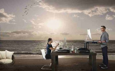 Remote Work – from Evolution to Revolution