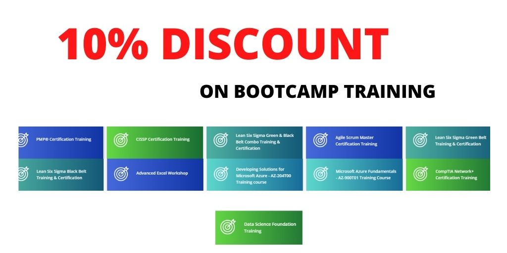 greycampus - 10% discount on bootcamp training